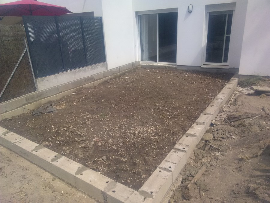 Extension Renovation Bordeaux 2019 Sol
