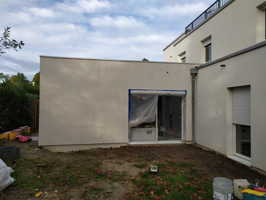 Extension Renovation Bordeaux 2019 Exterieur